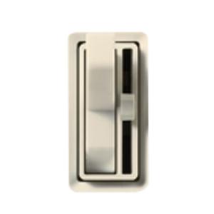 Lutron AY-603PG-LA Toggle Dimmer, 600W, Eco-Dim, Ariadni, Light Almond