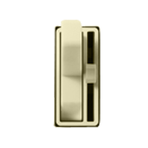 Lutron AYF-103P-IV Toggle Dimmer, Fluorescent, 120V, Ariadni, Ivory