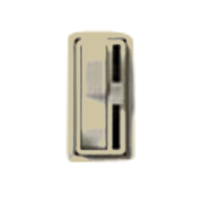 Lutron AYLV-603P-IV Toggle Dimmer, 450W, 3-Way, Ariadni, Ivory