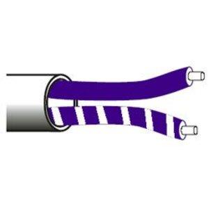Lutron C-PCBL-216-CL-1 16/2 AWG, CMP/CL3P/FPLP, Plenum, Shielded, Multi