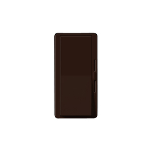 Lutron DVCL-153P-BR Slide Dimmer, Decora, 150/600W, Brown