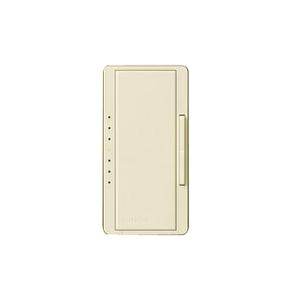 Lutron MA-600-AL Digital Fade Dimmer, Decora, 600W, Maestro, Almond