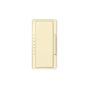 Lutron MA-600-IV Digital Fade Dimmer, Decora, 600W, Maestro, Ivory