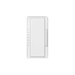 Lutron MA-600-WH Digital Fade Dimmer, Decora, 600W, Maestro, White