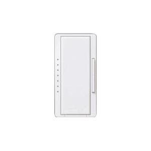 Lutron MA-600GH-WH Digital Fade Dimmer, Decora, 600W, Maestro, White