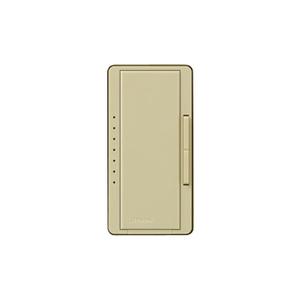 Lutron MA-600H-IV Digital Fade Dimmer, Decora, 600W, Maestro, Ivory