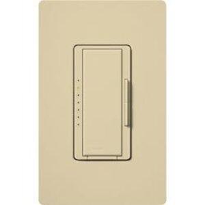 Lutron MA-FQ4FM-IV Fan Control, Decora, 7-Speed, 1-Pole, 4A, 120V, Ivory