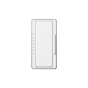 Lutron MAF-6AM-WH Maestro Fluorescent Dimmer, 6A, 120V, White