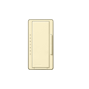 Lutron MALV-600-AL Decora Dimmer, 450W, Digital Fade, Maestro, Almond