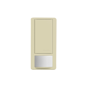 Lutron MS-OPS2-IV Occupancy Sensor Switch Dimmer, 2A, Maestro, Ivory
