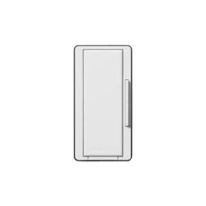 Lutron MSC-AD-SW Digital Dimmer, Remote Control, Snow