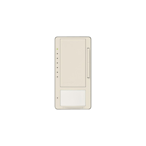 Lutron MSCL-OP153MH-WH Occupancy Sensor Dimmer, 600/150W, Maestro, Whit