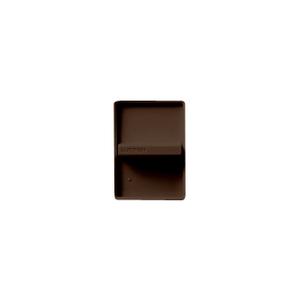 Lutron N-600-BR Slide Dimmer, 600W, Incandescent, Nova, Brown