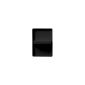 Lutron NT-600-BL Slide Dimmer, 600W, Incandescent, Nova T, Black