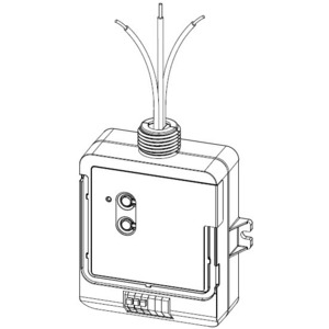 Lutron RMJ-16RCCO1-DV-B Relay Module, Soft Switch, PowPak