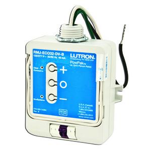Lutron RMJ-ECO32-DV-B Energi TriPack Load Controller
