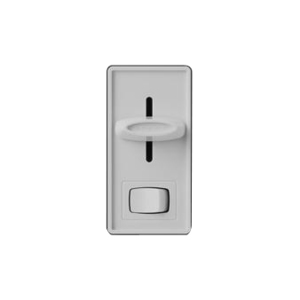 Lutron S-603P-WH Slide Dimmer, 600W, 3-Way, Skylark, White