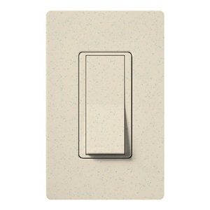 Lutron SC-4PS-LS Dimmer Switch, 4-Way, 15A, Limestone