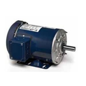 Marathon Motors 5K49MN4469X Motor, 208-230/460VAC, 1HP, 1800RPM, 56 Frame, FLA 3.6-3.8/1.9