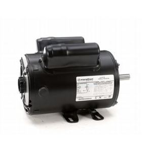 Marathon Motors 9035-GX Motor, Air Compressor, 2HP, 1.5kW, 3450RPM, 115/230VAC, 1PH