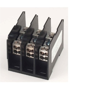 Marathon Special Products 1323570 Power Distribution Block, 3P, 175A, 600V AC/DC, 1 In, 4 Out