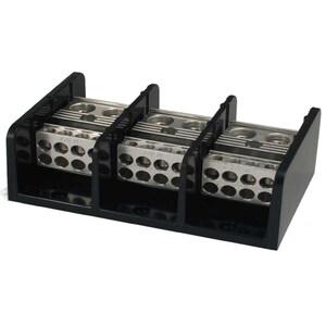 Marathon Special Products 1453586 Power Distribution Block, 760A, 3-Pole, (2) Line per Pole, (8) Load per Pole