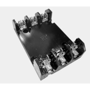 Marathon Special Products RH30B-5 Fuse Panel, Class H, 60A, 250VAC, 3P, Reinforced, Box Connector