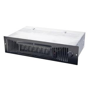 Marley QTS1500T Toe Space Fan-Forced Heater, 1500/1125/750/563W, 240/208V