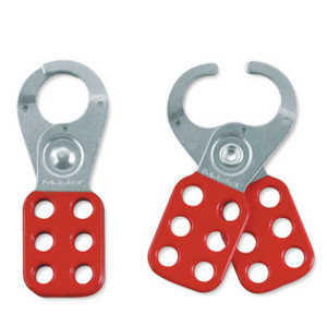 """Master Lock 420 Steel Lockout Hasp, 1"""" Jaw Clearance"""