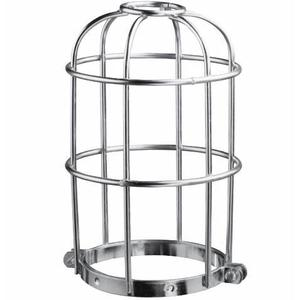 McGill 14356 100W Large Wire Utility Lamp Guard