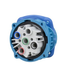Meltric 63-68163 60 Amp, 208 Volt Inlet, NEMA 4X