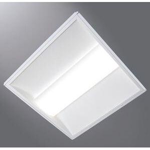 Metalux 22CZ-LD5-24-UNV-L835-CD1-SWPD1-U LED Troffer 2x2, 2400 Lumen, 3500K, 120-277V
