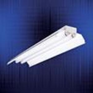 Metalux ICF-232-UNV-EB81-U Industrial Strip, T8, 4', 2-Lamp, 32W, 120/277V