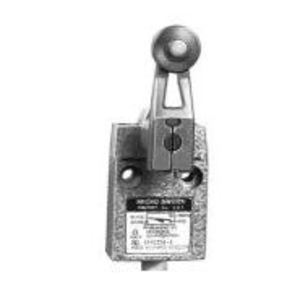 Micro Switch 914CE16-3 Limit Switch, Small, Enclosed, Front Rotary, 3' Cable, Bottom