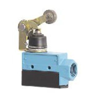 Micro Switch BZE6-2RN2 Limit Switch, Medium Duty, 600VAC
