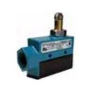 Micro Switch BZE6-2RQ8 Switch, Medium Duty, Inline Roller Plunger, Sealed, 15A, 250VAC