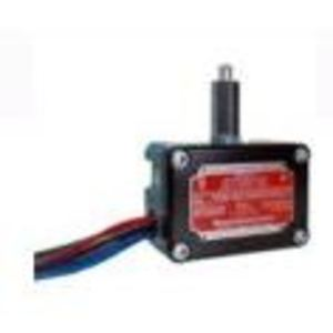 Micro Switch EXD-Q-3 Limit Switch, Explosionproof, Top Plunger, 2NO/NC Contact, 3' Cable