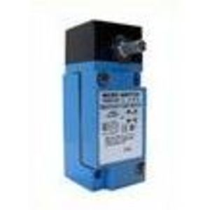 Micro Switch LSA1A Limit Switch, Standard Side Rotary, plug-In Body, Silver Contacts