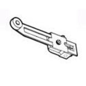 Micro Switch LSZ52B Limit Switch, Steel Roller Lever Operator, Adjustable, Back Mount