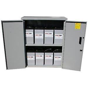 Midnite Solar MNBE-D Battery Enclosure, w/ Locking Door