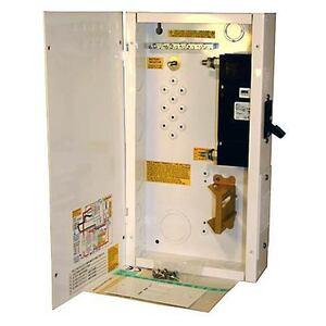 Midnite Solar MNDC250-MINI-DC-DISCONNECTS Mini DC Disconnect Box, 250A, 125VDC