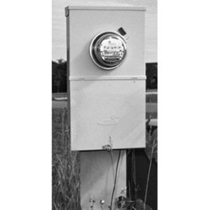 Midwest M101CP6 100a Burial Post