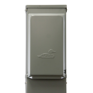 Midwest U055C010 Power Outlet Panel, Temporary, 70A, 1P, 120/240VAC, NEMA 3R