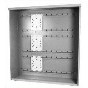 Milbank 363612-CT3R-SP4 Current Transformer, Cabinets, NEMA 3R, 36H x 36W x 12D, Steel