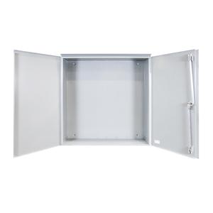 """Milbank 484814-CT3R-SP1 Current Transformer Cabinet, 2-Door, NEMA 3R, 48 x 48 x 14"""", Steel"""