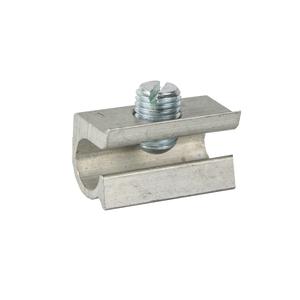 Milbank K1190 Ground Connector, Mechanical, #8 - 2 AWG, Aluminum, Set Screw