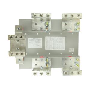 Milbank K4729 Current Transformer, Mounting Rack, 800A, 50kA, 600VAC, Surface