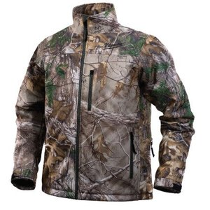 Milwaukee 221C-20M M12 Camo Heated Jacket M