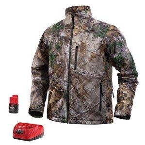 Milwaukee 221C-21-L M12 Camo Heated Jacket Kit L