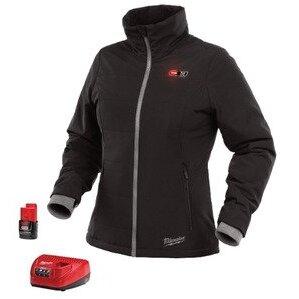 Milwaukee 231B-21-M Women's Black Heated Jacket Kit M